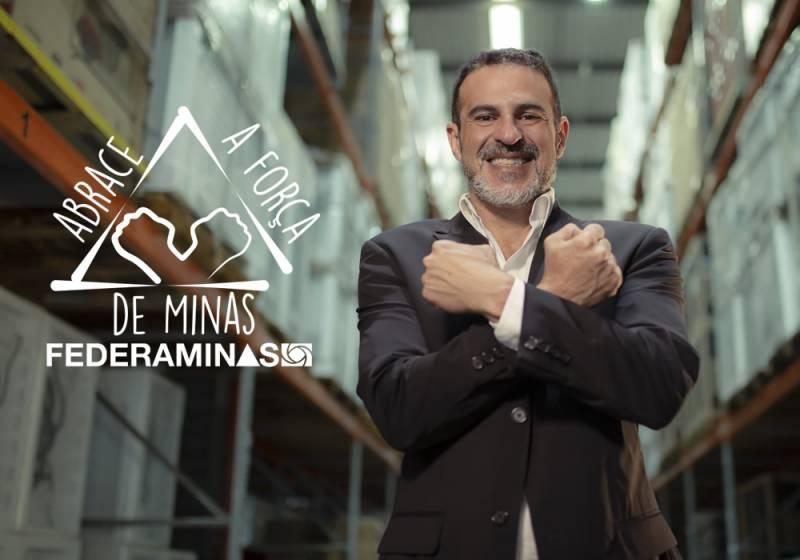 """Campanha """"Abrace a força de Minas"""" ganha apoio na capital e no interior"""