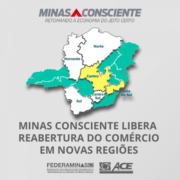 Cidades da região Centro e Leste Sul poderão adotar Onda Amarela do Programa Minas Consciente