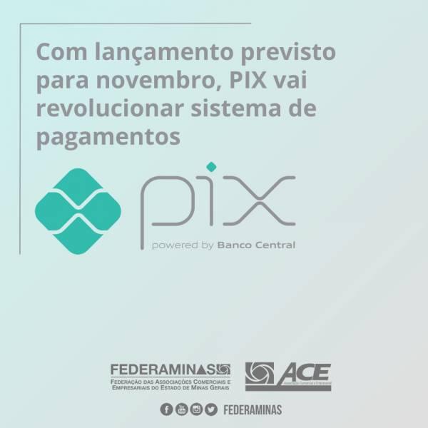 Com lançamento previsto para novembro, PIX vai revolucionar sistema de pagamentos