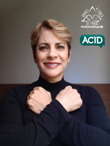 Denise Coronado - Diretora Executiva ACID